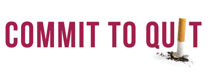 COMMIT TO QUIT: A FREE SMOKING AND TOBACCO CESSATION PROGRAM