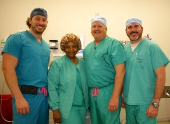 Lane Regional Medical Center Nurse Anesthetists Celebrate National CRNA Week