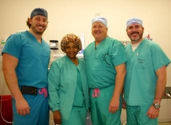 Lane Regional Medical Center Nurse Anesthetists Celebrate National CRNA Week