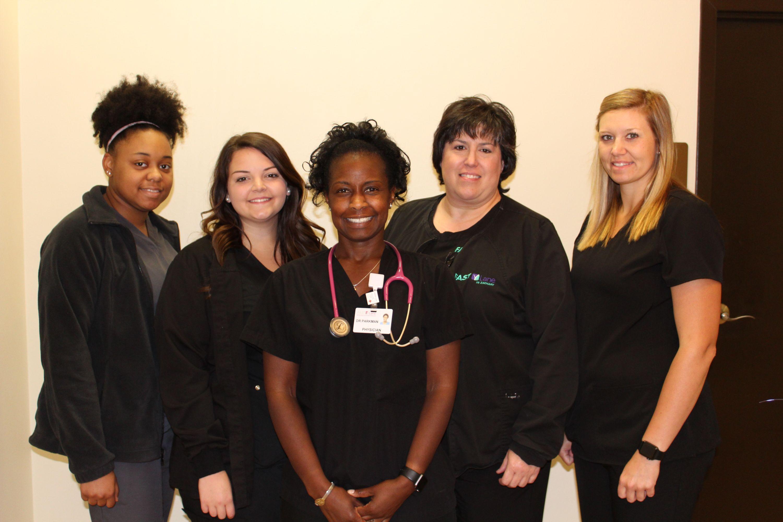 Urgent Care Staff at Lane Regional