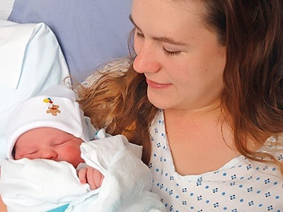 Labor & Delivery in Zachary