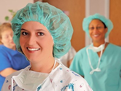 Labor & Delivery Staff at Lane Regional