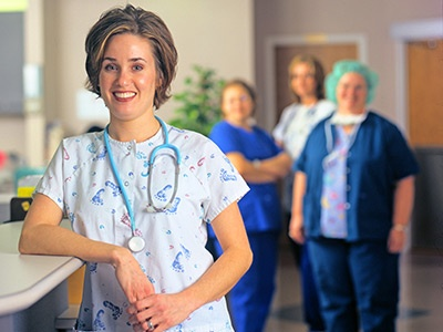 Labor & Delivery Unit at Lane Regional