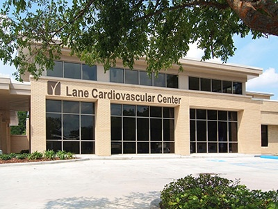 Lane Cardiovascular Center in Zachary