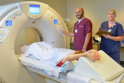 CT Scan in Baton Rouge