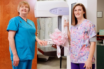 Mammography in Baton Rouge