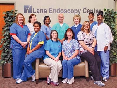 Digestive Health Staff at Lane Regional