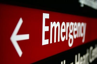Emergency Room in Zachary, LA.