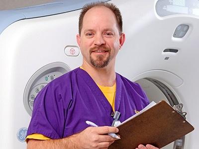 James Pierce at Lane Regional Medical Center