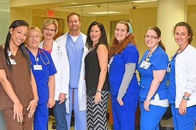 Hospitalist Team at Lane Regional