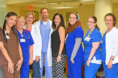 Hospitalist Team at Lane Regional