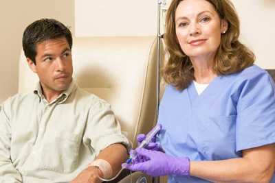 Lane Regional Infusion Center Nurse