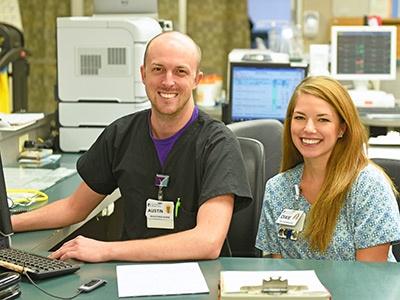 Primary Care ICU Staff at Lane Regional