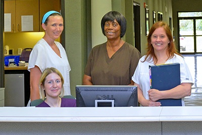Lane Regional Rehab Care Team