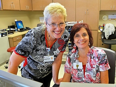 Wound Care Nurses at Lane Regional