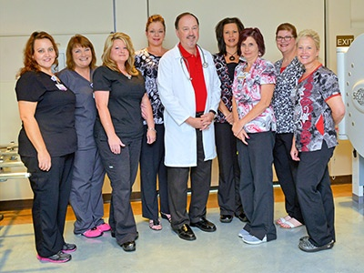Wound Care Staff at Lane Regional