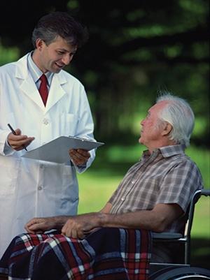 Nursing Home Services at Lane Regional