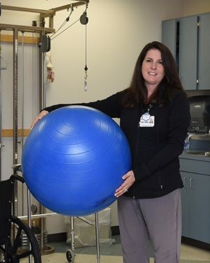 Physical Therapist at Lane
