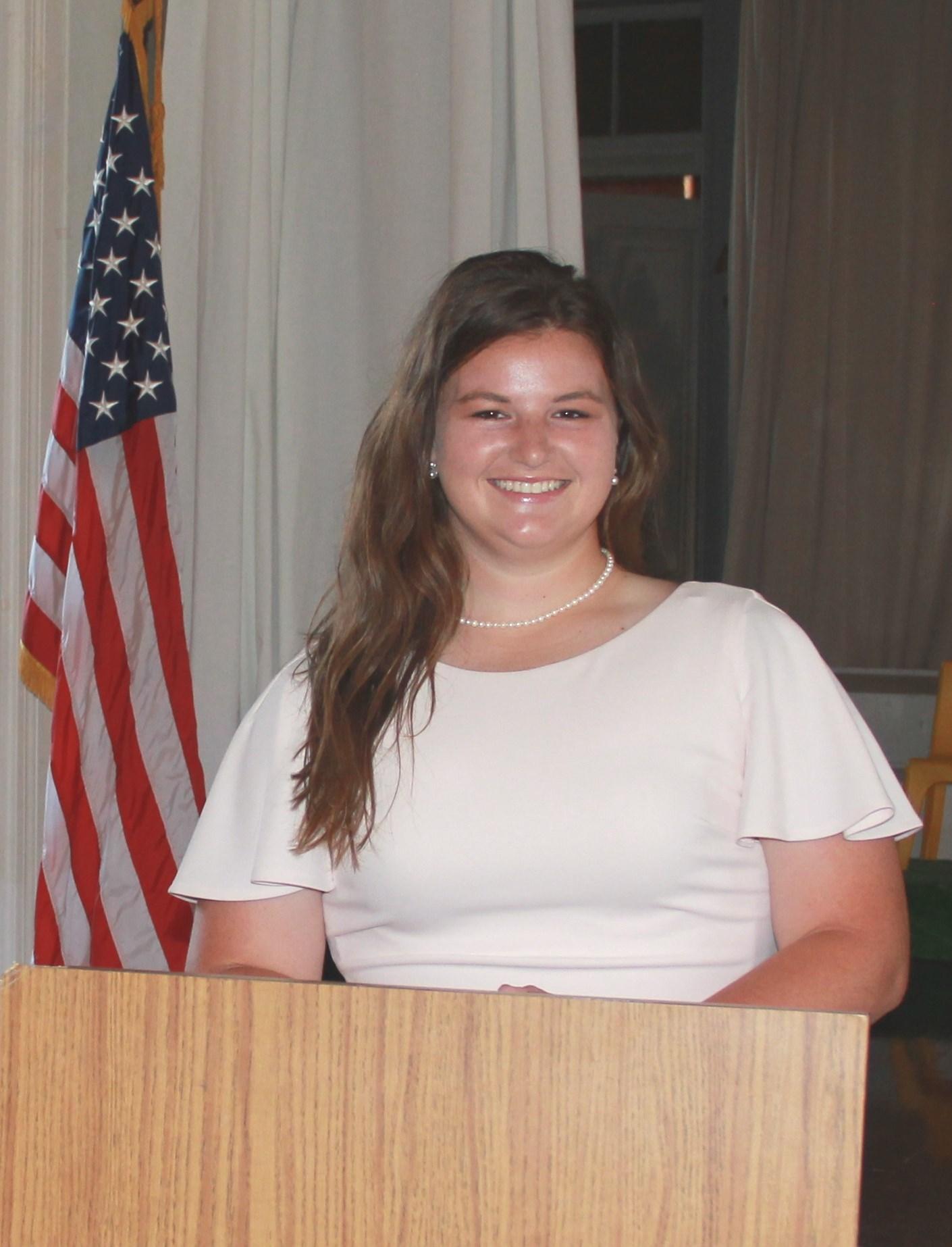 Maggie Brian.Scholarship 2019