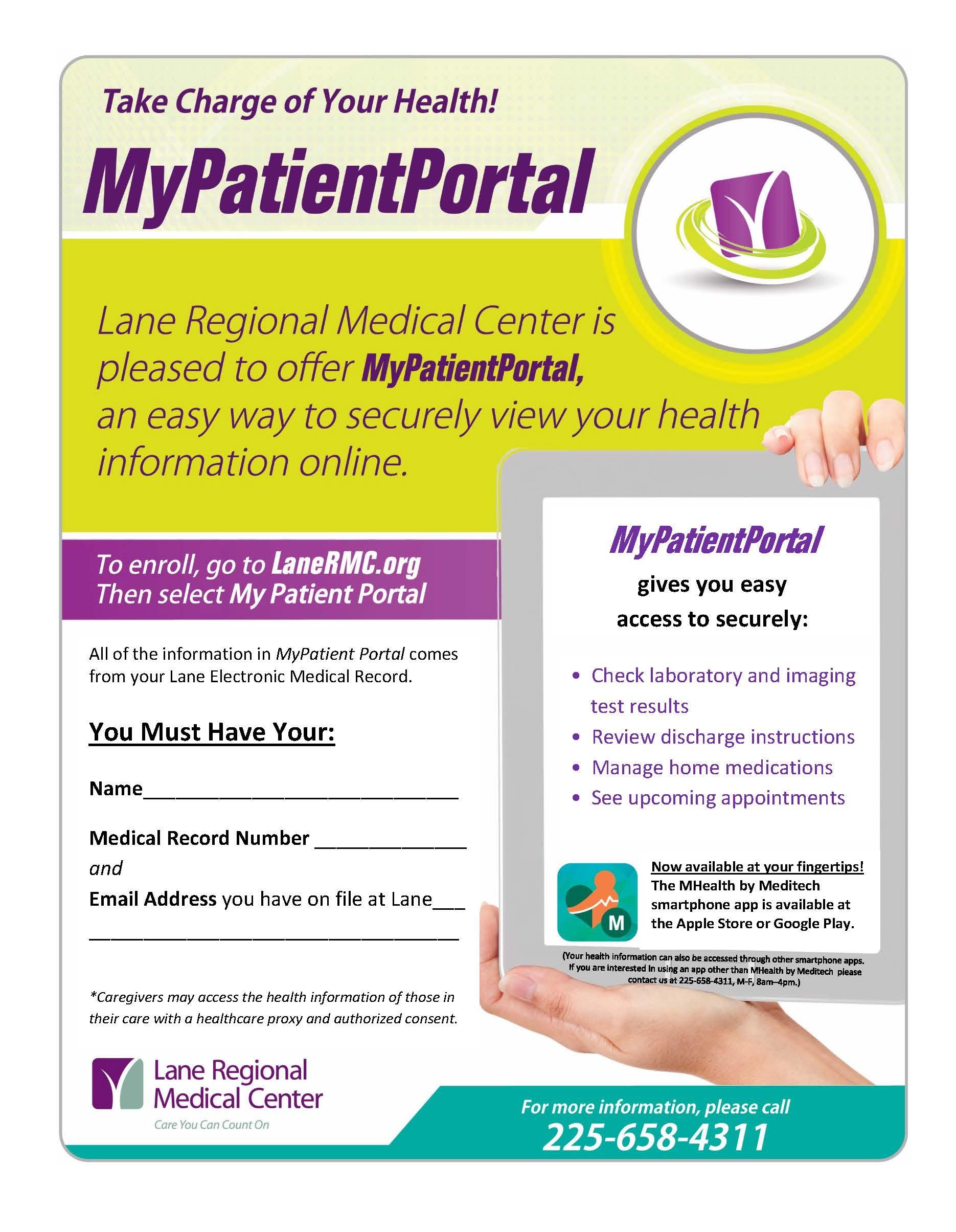 Patient Portal 2019