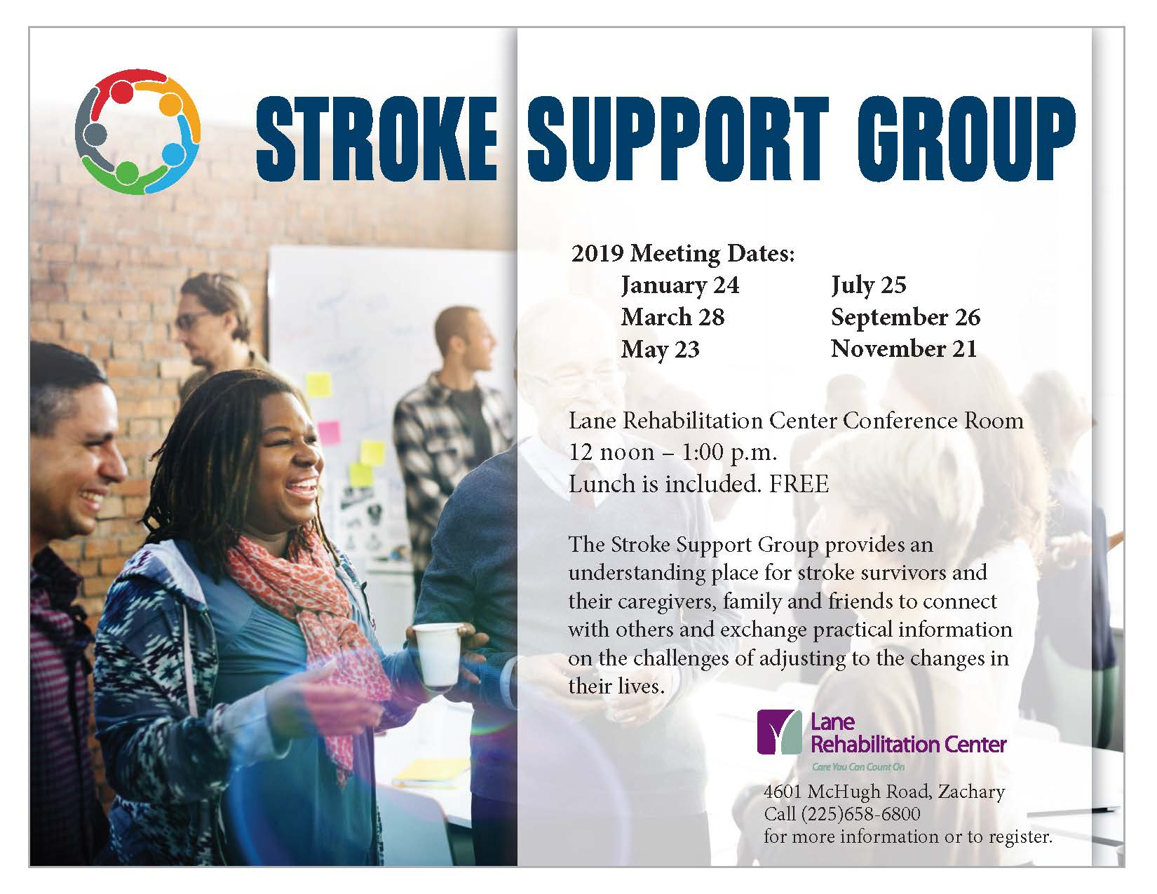 Stroke Support Group 2019