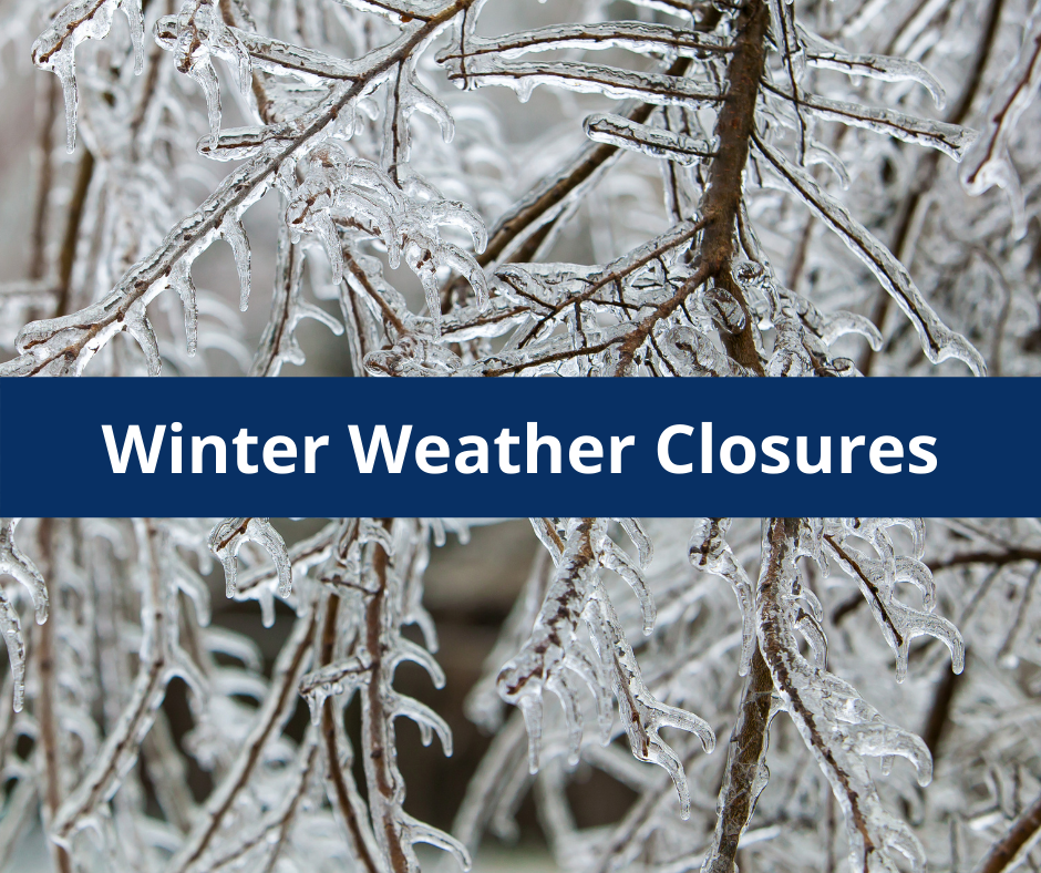 Lane Clinic Closures Due to Winter Weather