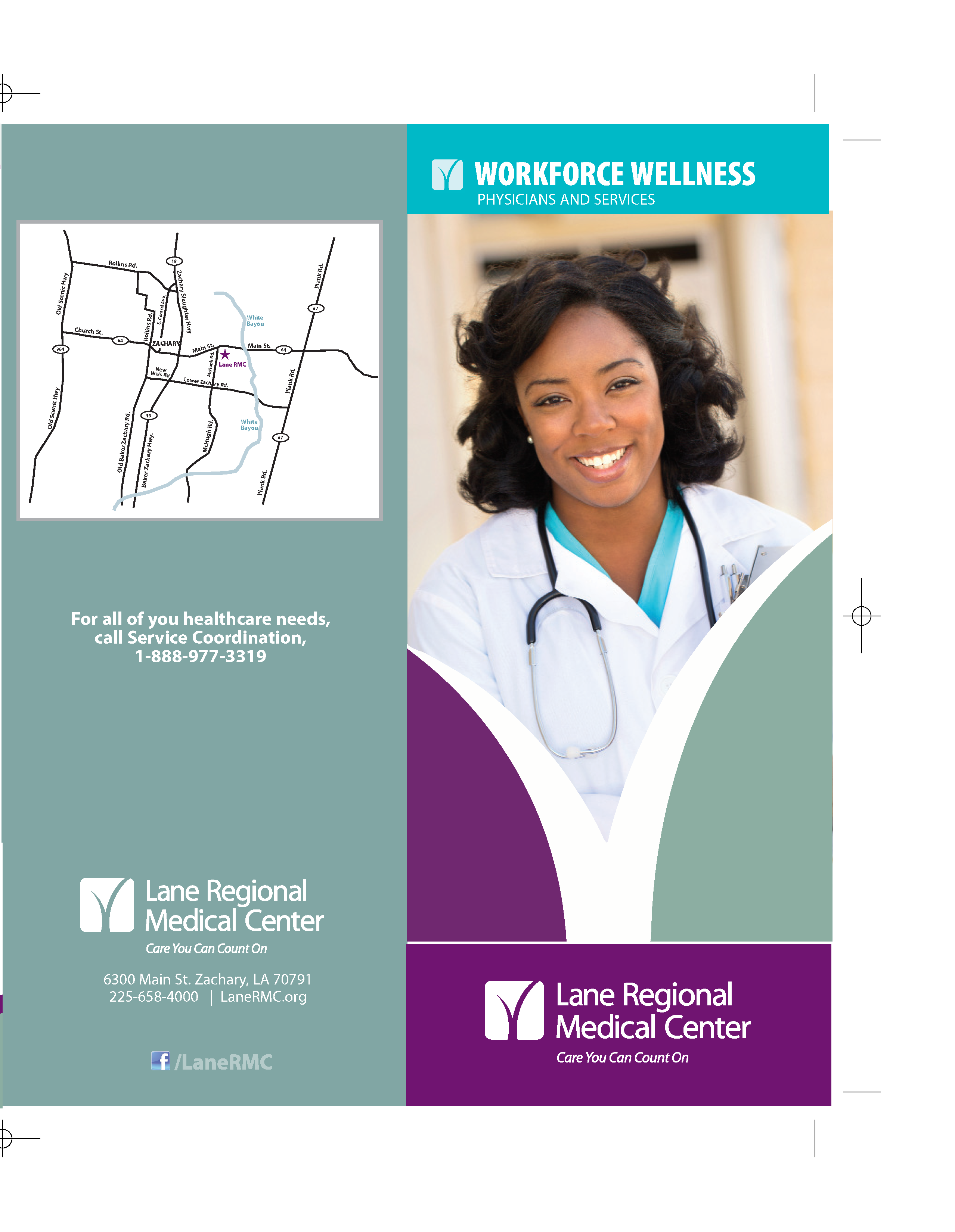 Workforce Wellness Physicians and Services