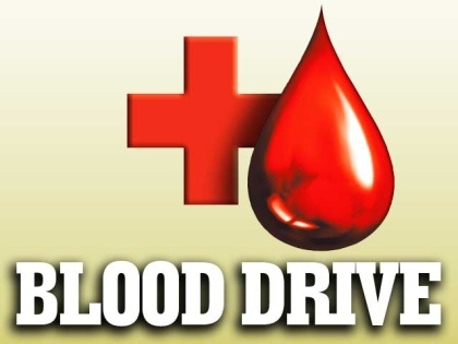 Blood Drive April 13th at Lane RMC