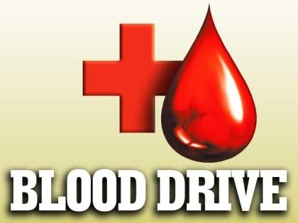 Blood Drive April 13th at Lane RMC