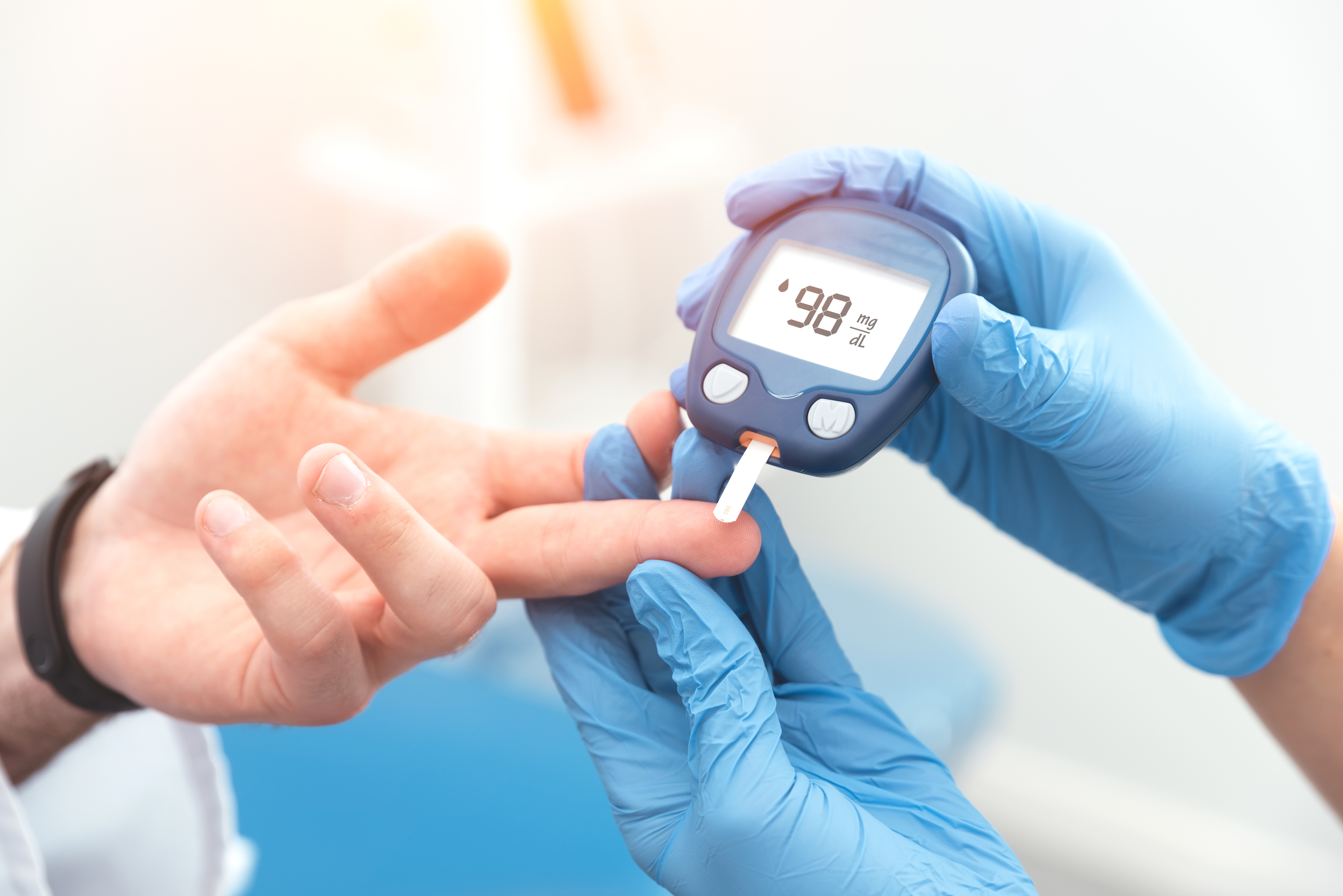 Diabetes Treatment in Louisiana: Signs of High and Low Blood Sugar