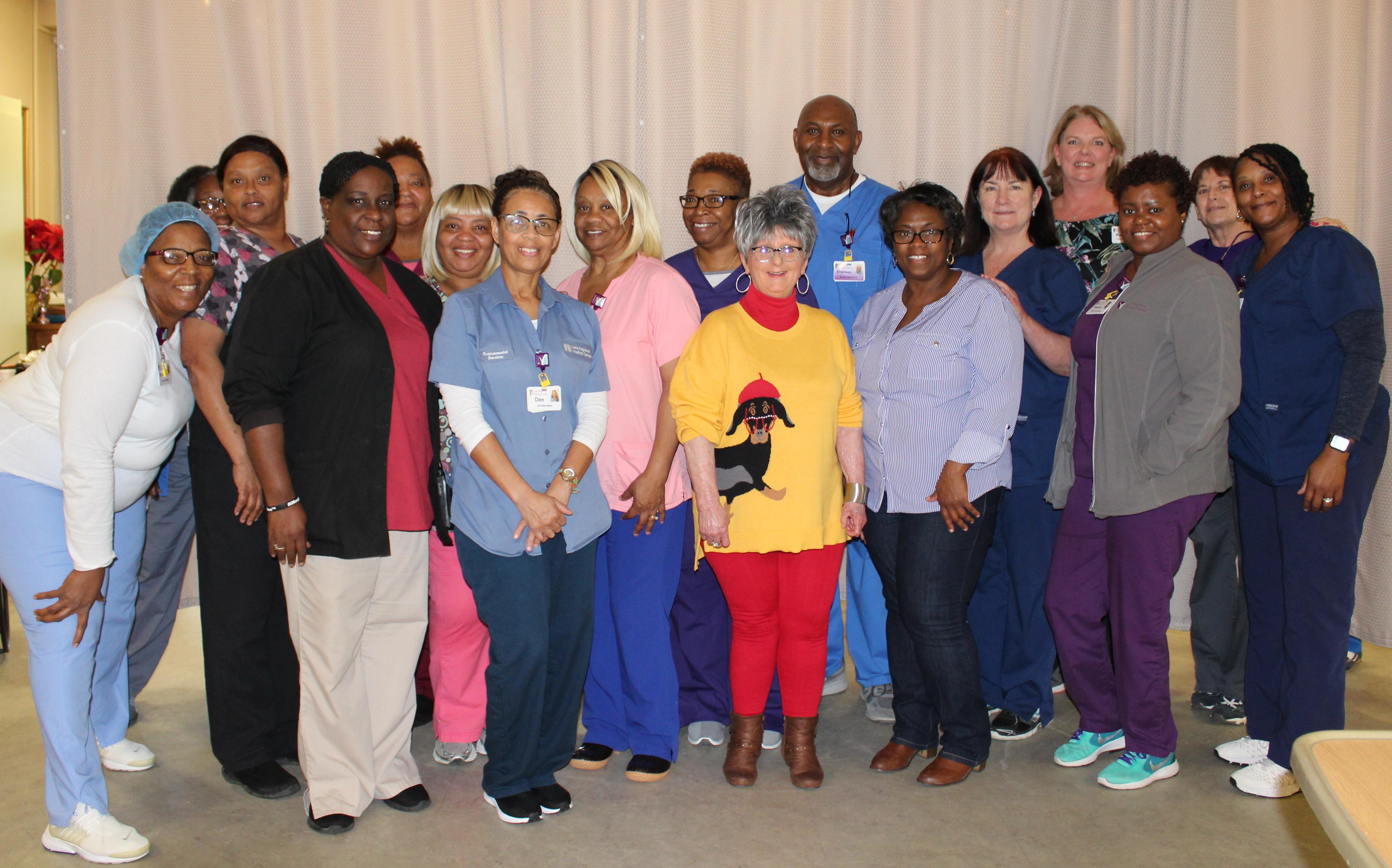 Lane Nursing Home Receives Deficiency-Free Survey