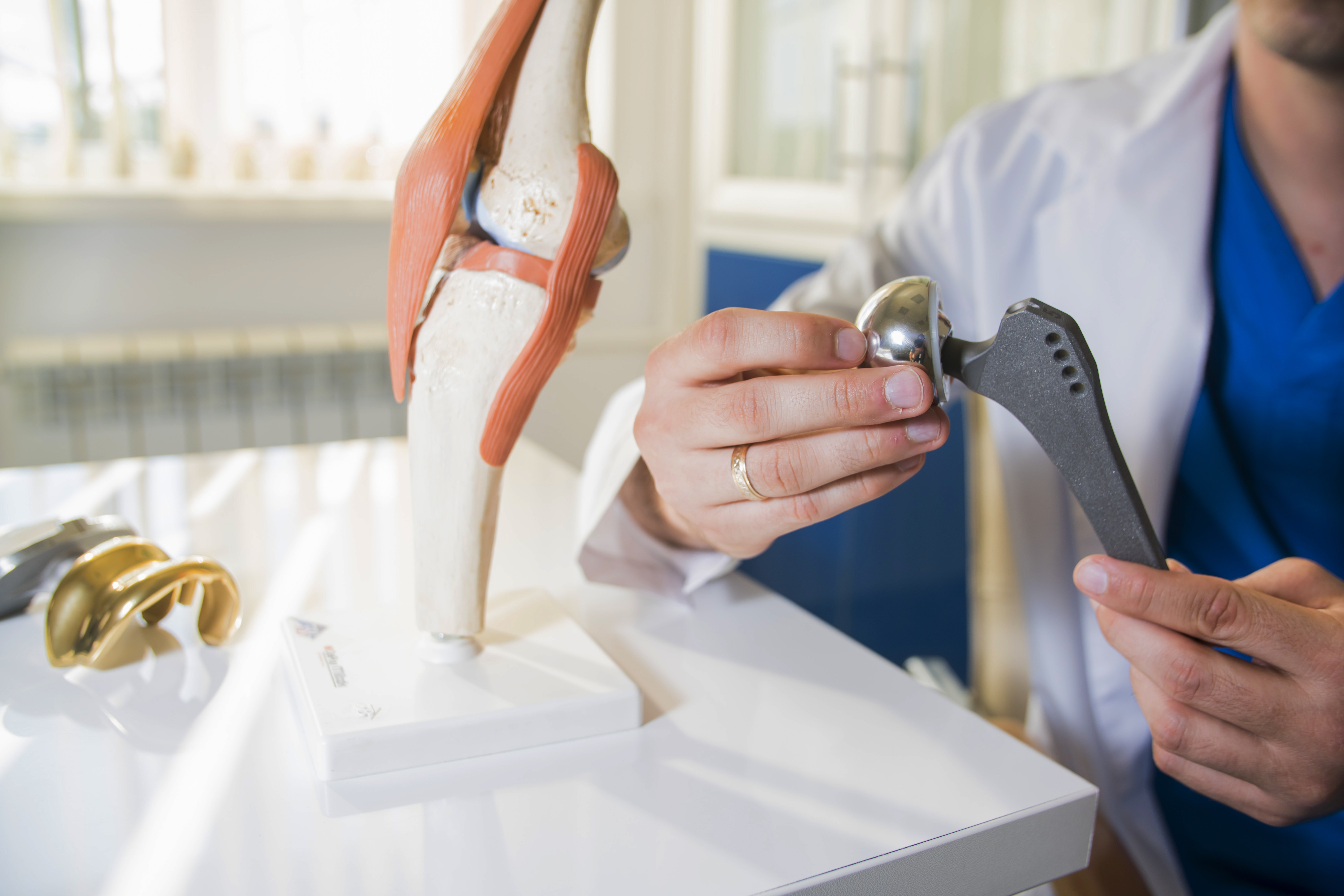 Total Joint Replacement: Frequently Asked Questions
