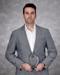 TROY DAVID, RN, NAMED EMPLOYEE OF THE YEAR