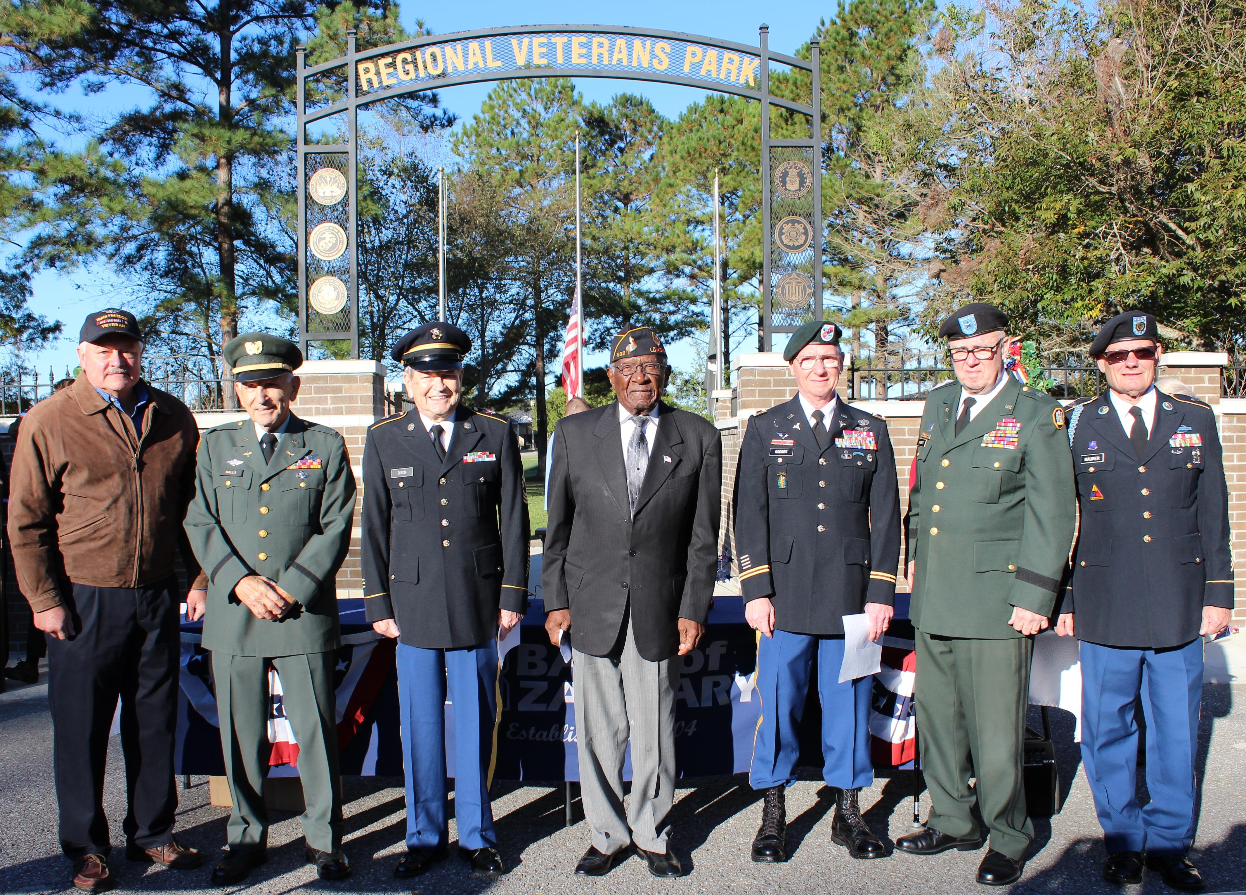 Annual Veterans Day Program Set for Wednesday, November 11th